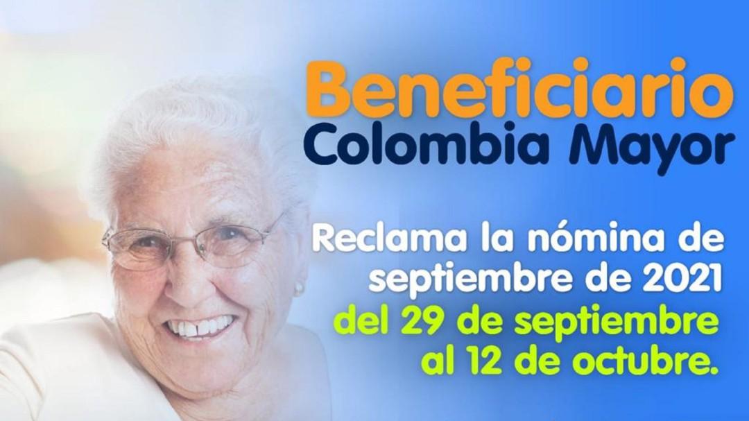 Hasta el 12 de octubre estará habilitada la nómina de Colombia Mayor - Noticias de Colombia