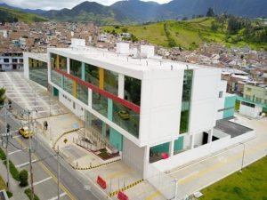 Hospital de Santa Mónica estará al servicio antes de finalizar el mes octubre