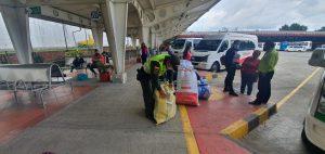 Incautada mercancía de contrabando en la terminal de Popayán - Noticias de Colombia