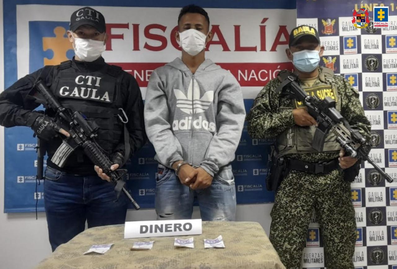 Judicializado extranjero que habría extorsionado a un hombre en Sincelejo - Noticias de Colombia