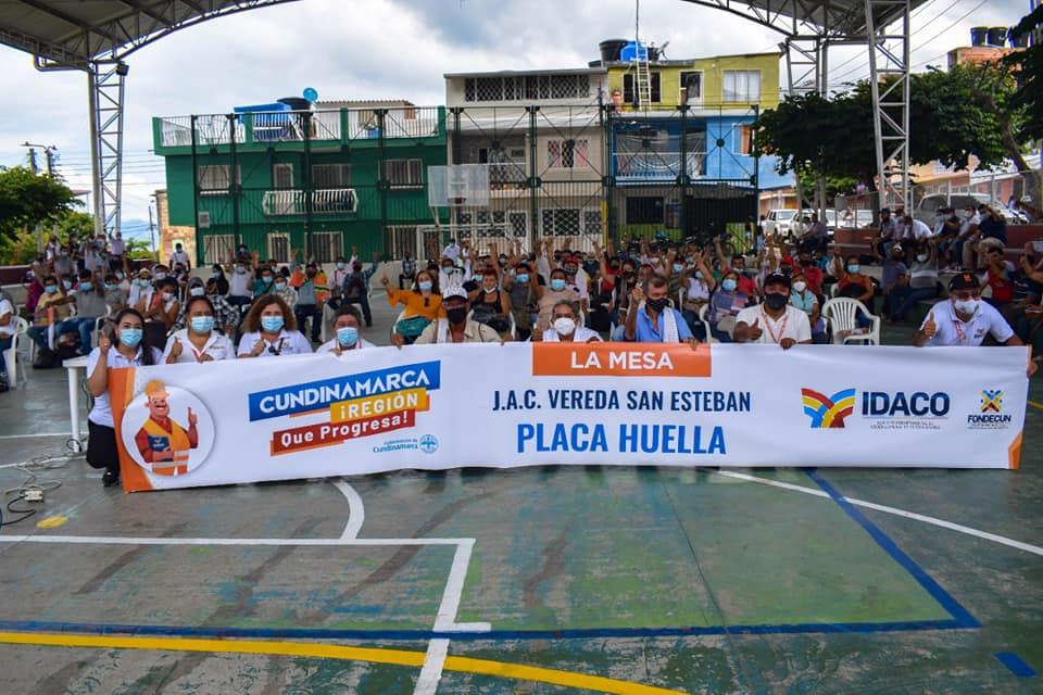 La Mesa, municipio con más convenios solidarios en Cundinamarca - Noticias de Colombia