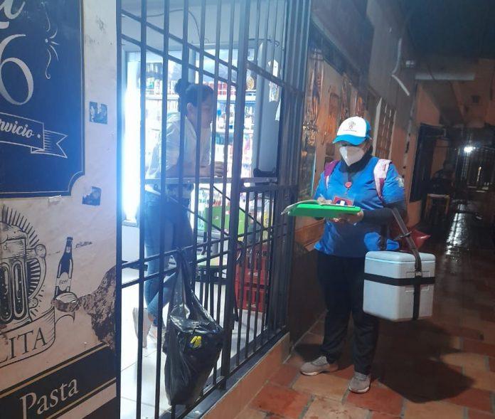 La novedosa estrategia de la Alcaldía para subir coberturas de vacunación. - Noticias de Colombia