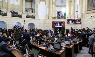Ley de Garantías: Congreso aprobó la suspensión