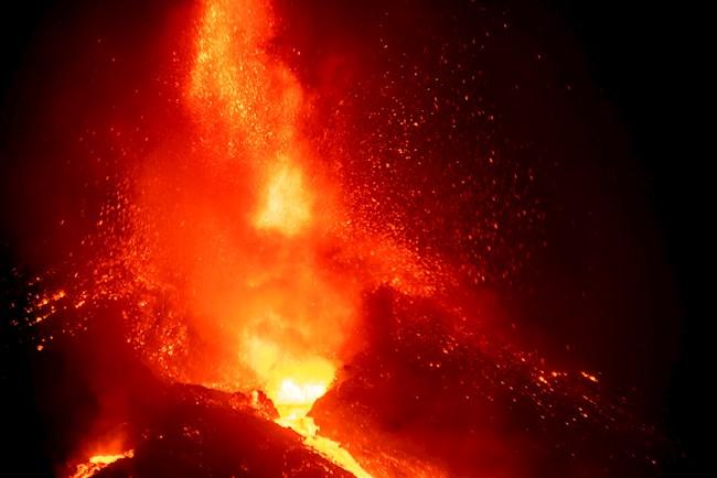 Llegó a La Guajira nube con dióxido de azufre desde volcán de La Palma en España - Noticias de Colombia