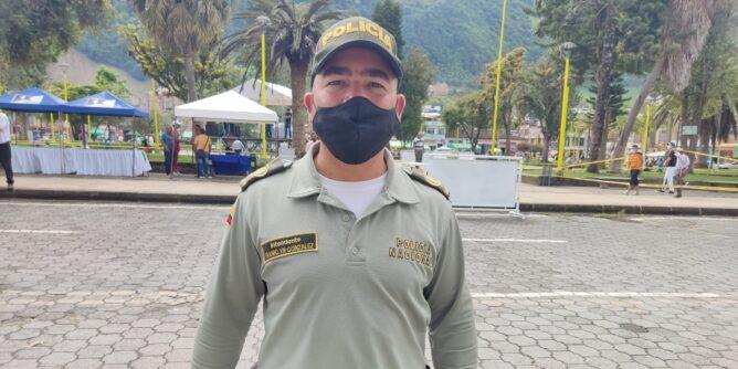 Llegó policía de turismo a Sandoná - Noticias de Colombia