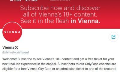 La Oficina de Turismo de Viena ha tomado el asunto en sus propias manos, lanzando una página en OnlyFans para mostrar las estatuas y pinturas desnudas que se muestran en el Museo Leopold, el Museo Kunsthistorisches de Viena y el Museo Naturhistorisches de Viena y Albertina.
