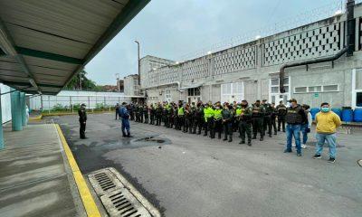 Material incautado por sorpresa en la cárcel de Tuluá - Noticias de Colombia