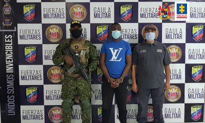 Medida de aseguramiento para presunto integrante del ELN por secuestro extorsivo y desaparición forzada de dos ciudadanosen Buenaventura - Noticias de Colombia