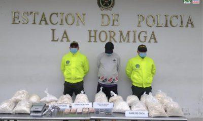 Medida intramuros para hombre que utilizaría un inmueble para la venta de estupefacientes - Noticias de Colombia
