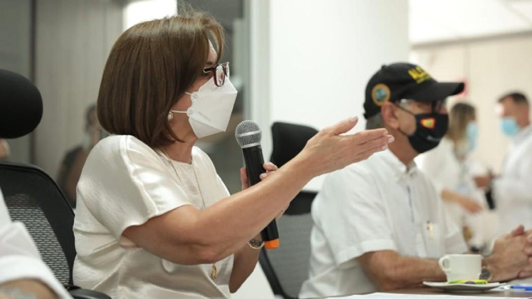 """""""Mucho consejo de seguridad y no veo resultados"""": procuradora general - Noticias de Colombia"""