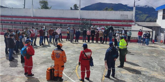 Municipios nariñenses participaron del simulacro nacional de respuesta a emergencias - Noticias de Colombia