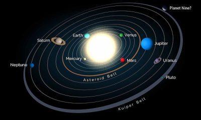 Es bien sabido que los primeros cuatro planetas (Mercurio, Venus, Tierra y Marte) forman el sistema solar interior, mientras que los últimos cuatro (Júpiter, Saturno, Neptuno y Urano) forman el sistema solar exterior.  La brecha divisoria entre el sistema solar interior y exterior era más grande de lo que es hoy, informan los expertos.  Planet Nine es un planeta hipotético que pudo haber existido, dicen otros estudios