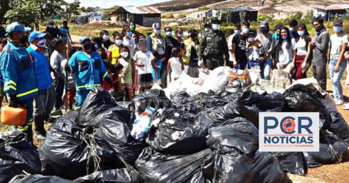 POLICÍA NACIONAL SIGUE VELANDO POR LA PROTECCIÓN DEL MEDIO AMBIENTE - Noticias de Colombia