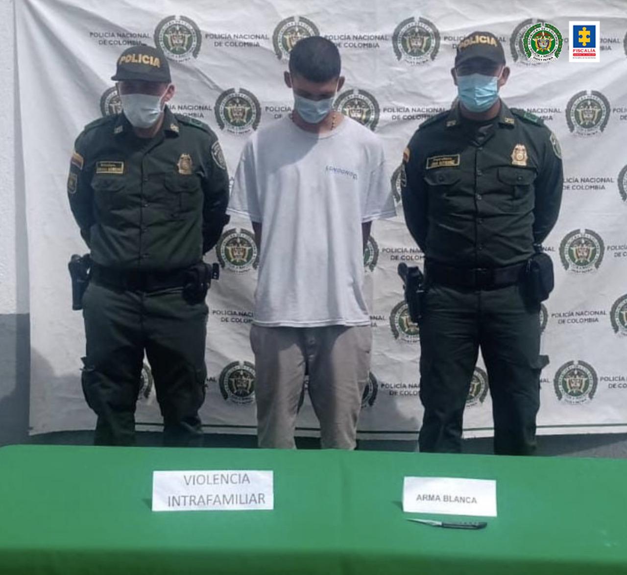 Por maltratar y amenazar a su progenitora envían a prisión a un hombre - Noticias de Colombia