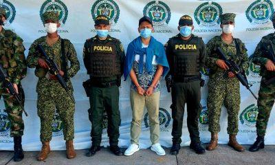 Por porte ilegal de armas, capturan a una persona en Inírida - Noticias de Colombia