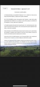 Propietarios de Hacienda «Rio Blanco – Agrocaica S. En C.», emiten comunicado y anuncian acciones contra ocupantes de predio - Noticias de Colombia