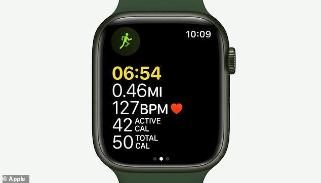 Las revisiones de Apple Watch Series 7 elogiaron la pantalla más grande del nuevo reloj inteligente y la carga más rápida