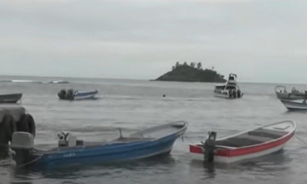 Seis personas continúan desaparecidas tras naufragio en el Golfo de Urabá