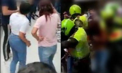 Sin denuncia, fueron liberados: ladrones sospechosos golpeados y desnudos en el centro de Cali - Noticias de Colombia