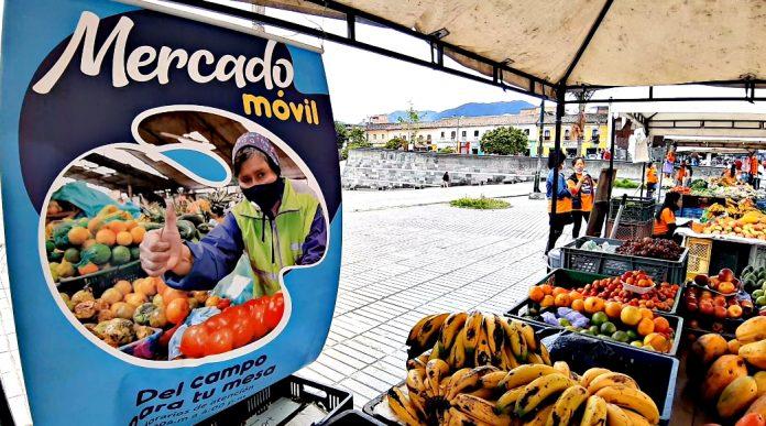 """""""Son gente del pueblo y necesitamos colaborarles"""": En Pasto siguen activos los mercados móviles - Noticias de Colombia"""