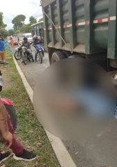 Víctima fatal de otro accidente de motocicleta-camión en Cali era la hija del exfutbolista Víctor Bonilla - Noticias de Colombia