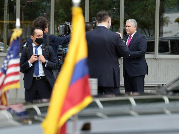 Visita de Duque a Estados Unidos: reunión con el FMI y el Banco Mundial | Gobierno | Economía