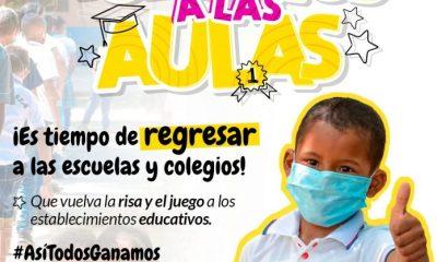 Volver a las aulas de clase, pide Secretaría de Educación Municipal - Noticias de Colombia