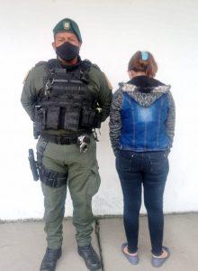 capturada por tráfico, fabricación o porte de estupefacientes - Noticias de Colombia