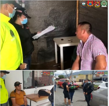 en Arauca, fiscalía judicializó a siete presuntos integrantes de la red de apoyo al terrorismo del ELN por el delito de rebelión - Noticias de Colombia